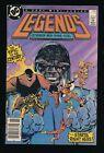 LEGENDS #1 DC COMICS 6-PART MINI SERIES OSTRANDER WEIN BYRNE KESEL UNPRESSED