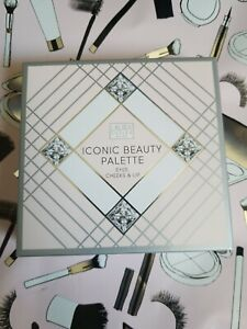 LAURA GELLER Iconic Beauty Palette EYES, CHEEKS, & LIP AUTHENTIC