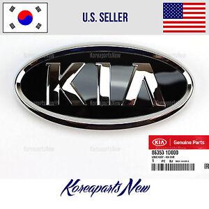 FRONT Grille Emblem 863531D000 ⭐GENUINE⭐ SPECTRA 2006-2009 KIA FORTE 2009-2013