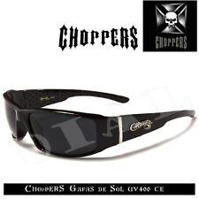 CHOPPERS Gafas de Sol CE UVAB Moto Custom Biker sunglasses lunettes occhiali