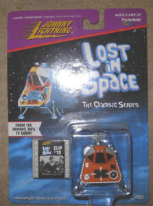 LOST IN SPACE  SPACE POD  CLASSIC TV SERIES Johnny Lightning USA IMPORT 433-00