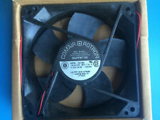 032489 COMAIR ROTRON MC12B MUFFIN DC RED BLACK FAN 12VDC 66A 7.9W