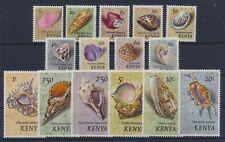 Kenia 36/50 postfrisch / Meeres-Weichtiere (6336) ..............................