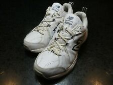 New Balance WX608V4W Women's Size 9 White Cross Training Athletic Shoes