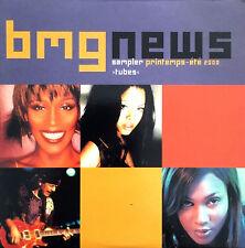 Compilation CD BMG News Sampler Printemps-été 2000 - Promo - France (EX/VG+)