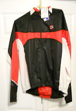 Spiuk cycling jacket in red/white/black (New with tags) - Sized XL)