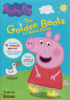PEPPA PIG - THE GOLDEN BOOTS (BILINGUAL) (DVD)