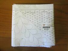 New-Stamped Embroidery Needle Art (Skill builders 2)-1 yard-Leaves