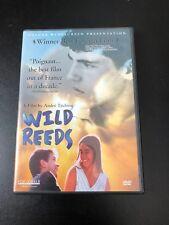 Wild Reeds (DVD, 1997) - Rare OOP - Like New DVD