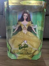 1999 Mattel Barbie As Beauty and The Beast Doll