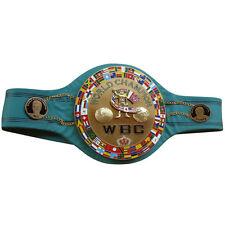 WBC Championship boxing Belt Replica 3D Center Plate Adult
