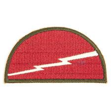 U.S. WWII 78th Infantry Division Shoulder Patch - Lightning
