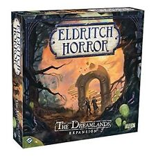 Eldritch Horror: The Dreamlands Expansion [Board Game, Fantasy Flight, Horror]