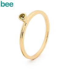 Gold Peridot Fine Jewellery