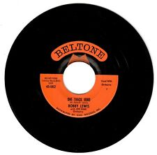 Bobby Lewis 1961 Beltone 45rpm One Track Mind b/w Are You Ready