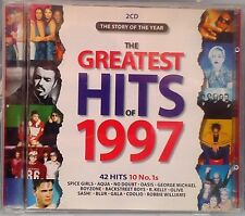 Various Artists - The Greatest Hits Of 1997: The Story Of The Year (CD 1997)