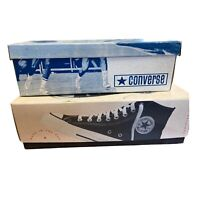 Vintage Lot 2 Converse all Star sneaker shoes empty boxes