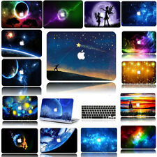 """Hard Laptop Case +Silicone Keyboard Cover for Macbook Pro 13"""" Air 13"""" M1 2020/19"""