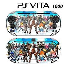 Vinyl Decal Skin Sticker for Sony PS Vita PSV 1000 All-Stars Battle Royal