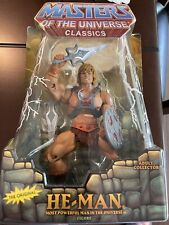 Masters Of The Universe Classics He-Man Most Powerful Man In The Universe