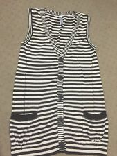 Ladies JEANSWEST  Vest. Size Small Cardigan