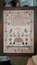 **PDF**Joanna Brimblecombe 1801 Cross Stitch Chart Smoky Mountain Stitches