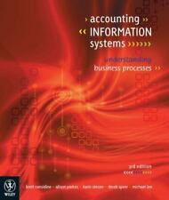 Accounting Information Systems : Understanding Business Processes