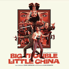 Big Trouble in Little China VINYL (2018) ***NEW***