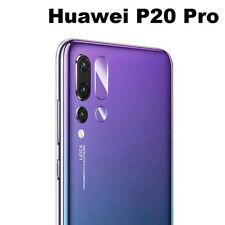 2x Pellicola PET protezione fotocamera lente camera posteriore pr Huawei P20 Pro