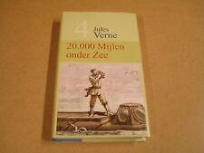 BIBLIOTHEEK HET LAATSTE NIEUWS N° 4 / JULES VERNE - 20.000 MIJLEN ONDER ZEE