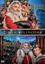 Christmas Chronicles 1 and 2 DVD Set (Combo Collection) - Brand New - Free Ship!