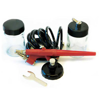 Paasche EZ-STARTER Airbrush and Accessories