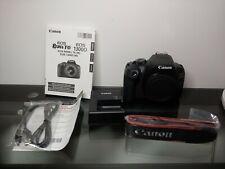 Canon EOS Rebel T6 18MP Digital SLR Camera Body