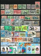 CEYLON, SRI LANKA, & MALDIVE ISLANDS Page of Mostly Used All Diff., with Older