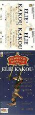 RARE / TICKET SPECTACLE COMIQUE CONCERT LIVE - ELIE KAKOU A SETE 1997