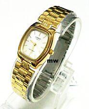 Casio LTP-1169N-7A Gold Tone Metal Analog Ladies Watch Water Resistant Freeship