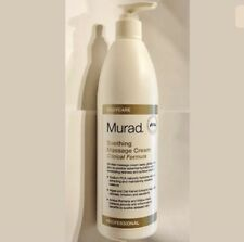Murad Soothing Massage Cream CLINICAL FORMULA 16.9 oz.