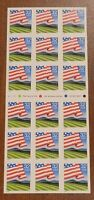 Scott#: 2919a - Flag over Porch Booklet Pane of 20 MNH OG