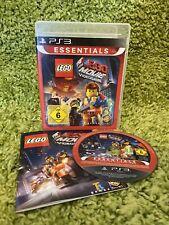 The LEGO Movie Videogame (Sony PlayStation 3, 2014, DVD-Box)