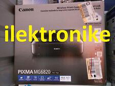 Brand NEW Canon PIXMA MG6820 Black Wireless All-In-One Inkjet Printer