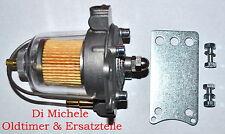 Gasolina Con Regulador de Presión Universal Filterking Para Ø 42mm