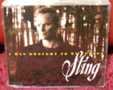 STING - I WAS BROUGHT TO MY SENSES - CDS SIGILLATO - 1996