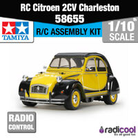 58655 TAMIYA CITROEN 2CV CHARLESTON M-05 FWD 1/10TH RADIO CONTROL R/C KIT