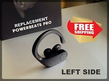BLACK Left Replacement Powerbeats Pro Earbud Headphone