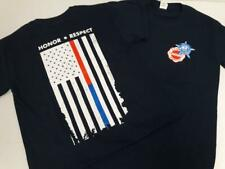 Chicago Fire Department Honor and Respect Tee