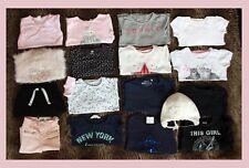 Kleidung Baby Kind Mädchen Pullover Hosen Shirts Jacket Jeans Mütze Set 18 Teile