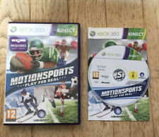 Motionsports Xbox 360 PAL Complete Kinect VGC