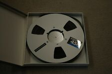 """Ampex 456 Grand Master Audio 1/2"""" Tape 12"""" Reel"""