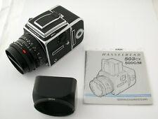 HASSELBLAD 503CX Zeiss Planar CFE T* 2,8/80 80 CF A12N Acute Matte 6x6 prime TOP
