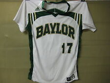 Baylor Soccer Game Jersey - Adidas Fully Sewn - Size:Youth Large Boy/Girl - New!